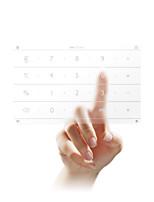 Недорогие -nums ультратонкая смарт-клавиатура с беспроводной цифровой клавиатурой и быстрой функцией запуска для 2016-2017 новых macbook pro15 inch