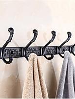 abordables -Crochet à Peignoir Haute qualité Moderne Aluminium 1pc - Bain d'hôtel Montage mural