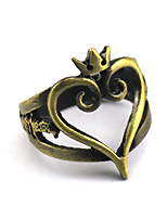economico -Altri accessori Ispirato da Kingdom Hearts Sora Anime Accessori Cosplay Anello Cromo