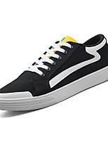 abordables -Homme Chaussures Polyuréthane Printemps / Automne Confort Basket Blanc / Noir / Rouge
