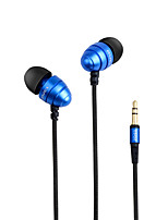 cheap -AWEI ES-Q2 In Ear Cable Headphones Dynamic Metal Shell Gaming Earphone Mini / Comfy / Stereo Headset