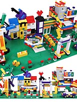 cheap -Building Blocks 1350pcs Classic Theme Stress and Anxiety Relief / Parent-Child Interaction Gift