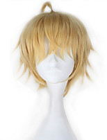 cheap -Cosplay Wigs Seraph of the End Other Anime Cosplay Wigs 32cm CM Heat Resistant Fiber All