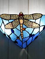 cheap -Anti-Glare Antique / Vintage Bathroom Lighting Glass Wall Light 220-240V 20W