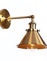 baratos -Antirreflexo Retro / Moderno / Contemporâneo Luminárias de parede Sala de Estar / Sala de Jantar / Lojas / Cafés Metal Luz de parede