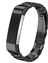 cheap -Watch Band for Fitbit Alta Fitbit Modern Buckle Metal Wrist Strap
