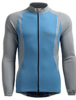 cheap -Jaggad Long Sleeves Cycling Jersey - Blue Bike