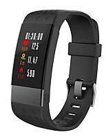 cheap -Smart Bracelet Touch Screen Heart Rate Monitor Water Resistant / Water Proof Calories Burned Pedometers Camera Control Multifunction