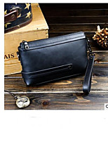 cheap -Women's Bags PU Wallet Buttons for Casual Black / Coffee