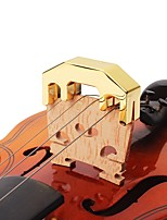 cheap -Professional Violin Accessory Violin Zinc Alloy Musical Instrument Accessories 5*2.5*1.25cm