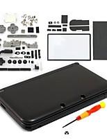 abordables -Kits de pièces de rechange pour le contrôleur de jeu Pour Nintendo 3DS LL Nouveau (XL) Portable Kits de pièces de rechange pour le