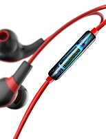 abordables -S04 Sin Cable Auriculares Dinámica El plastico Teléfono Móvil Auricular Con control de volumen Auriculares