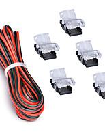 cheap -ZDM® 1pc Converter Strip Light Accessory Electrical Connector Plastic