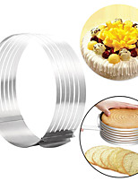 cheap -Cookware Metal Round Cooking Tools 24#24#8.5pcs