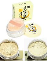 cheap -1pcs Powder Concealer / Contour Pressed Powder Dry Shimmer Loose powder Whitening Oil-control Natural Waterproof White balance Women