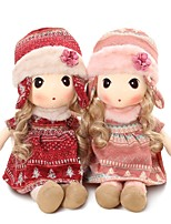 cheap -Fairytale Theme Plush Doll Non Toxic / Lovely / Comfy Beautiful Girl Cloth / Plush Girls' Gift 1pcs