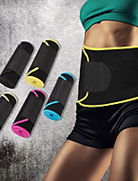 cheap -Lumbar Belt / Lower Back Support 1pcs Casual / Exercise & Fitness / Gymnatics Multifunction / Stretchy NEOPRENE Folding