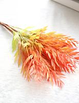 baratos -Flores artificiais 1 Ramo Modern / Pastoril Estilo Plantas Flor de Mesa