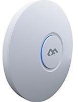 Недорогие -smart wifi router ap / repeater 300mbps 2.4ghz 80m 2ports домашний офис портативный ежедневный