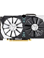 Недорогие -MAXSUN Video Graphics Card GTX1050Ti 1291-1392 4GB / 128 бит GDDR5