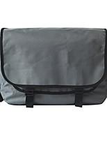 cheap -Unisex Bags PVC Shoulder Bag Zipper for Casual Outdoor All Seasons Dark Grey