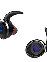 Недорогие -T1 Гарнитуры Bluetooth Беспроводное Наушники динамический пластик Мобильный телефон наушник Спорт и отдых наушники