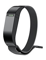 cheap -Watch Band for Fitbit Flex Fitbit Milanese Loop Steel Stainless Steel Wrist Strap