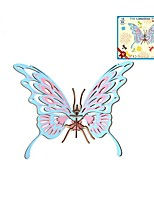 cheap -Wooden Puzzle Logic & Puzzle Toy Butterfly Theme Bird Fashion Classic Fashion New Design Professional Level Focus Toy Stress and Anxiety