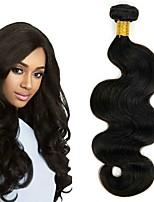 baratos -Cabelo Peruviano Ondulado Tramas de cabelo humano 50g x 4 Venda imperdível extensão Cabelo Humano Ondulado Extensões de Cabelo Natural