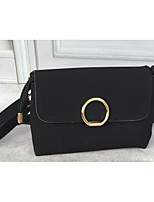 cheap -Women's Bags PU Shoulder Bag Bow(s) for Casual Winter Black Red Dark Blue