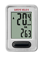 cheap -CatEye® VELO9 CC-VL820 Bike Computer / Bicycle Computer GPS Stopwatch Wired Speedometer Mountain Outdoor Cycling