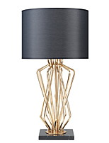 cheap -Artistic Decorative Table Lamp For Metal White Black