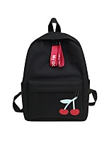 cheap -Women's Bags Backpack Zipper for Casual Red / Blushing Pink / Gray