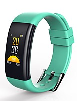 cheap -Smart Bracelet Touch Screen Water Resistant / Water Proof Calories Burned Pedometers Camera Control Multifunction Message Control