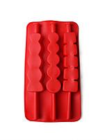 Недорогие -Инструменты для выпечки кремнийорганическая резина Креатив Лед Формы для пирожных