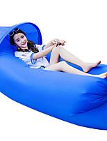 cheap -Inflatable Sofa Sleep lounger / Air Sofa / Air Chair Outdoor Fast Inflatable / Portable / Sun Shades Oxford Cloth Polyester Beach /