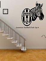 abordables -Calcomanías Decorativas de Pared - Palabras y comillas Pegatinas de pared Animales Personajes Sala de estar Habitación de Niños