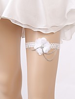 cheap -Lace European Style Wedding Wedding Garter 617 Rhinestone Garters Wedding Party Evening