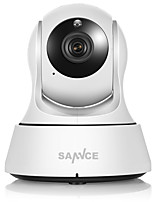 cheap -SANNCE 2.0 MP IP Camera Indoor with Zoom 64GB