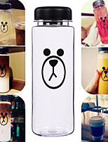 cheap -Drinkware ABS Resin PP+ABS Tumbler Portable Girlfriend Gift Boyfriend Gift Cartoon Cute 1pcs