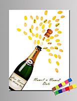 abordables -Cadres & Plateaux de signatures Autres Thème classique Romance Vintage ThemeWithMotif / Impression