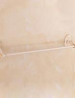 Недорогие -1шт Многофункциональный Высокое качество Modern Металл Держатель для полотенец На стену