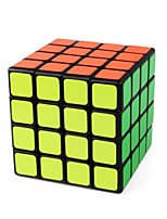 cheap -Rubik's Cube 1 PCS Shengshou D00933 Rainbow Cube 4*4*4 Smooth Speed Cube Magic Cube Puzzle Cube Glossy Fashion Gift Unisex