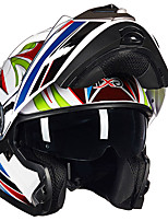 cheap -GXT G160 Full Face Adults Unisex Motorcycle Helmet  Breathable