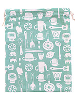baratos -Mulheres Bolsas Tela de pintura Bolsa de Mão Vazados para Casual Rosa / Bege / Khaki