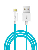 cheap -Lightning USB Cable Adapter Quick Charge High Speed Cable For iPhone 100cm PVC