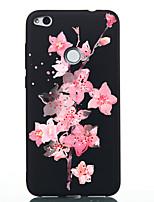 abordables -Funda Para Huawei P20 lite P20 Diseños Funda Trasera Flor Suave TPU para Huawei P20 lite Huawei P20 P10 Lite P10 Huawei P9 Lite P8 Lite