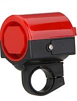abordables -Klaxon de Vélo Anti-Shake, Facile à Installer, Durable Cyclisme Plastique Blanc / Noir / Rouge