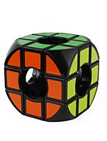 cheap -Rubik's Cube 1 PCS Shengshou D0927 Rainbow Cube 3*3*3 Smooth Speed Cube Magic Cube Puzzle Cube Glossy Fashion Gift Unisex