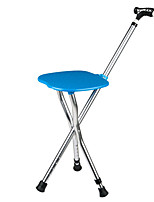 cheap -Smart Cane Stool Comfortable Convenient Practical Outdoor Travel Adult Elder Stable LED Adjustable Aid
